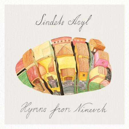 Cover til Sindets Asyl cd/lp