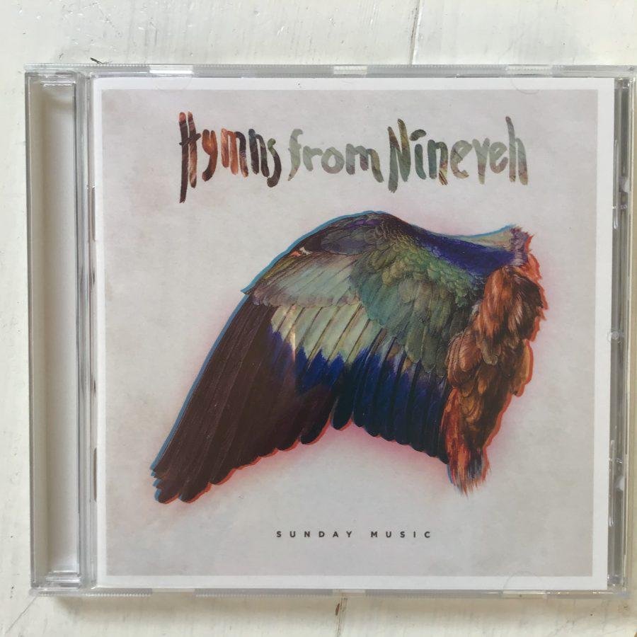 Sunday Music CD Cover